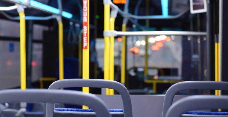 seats on a bus