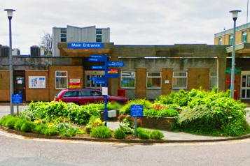 Picture shows North Cambs Hospital