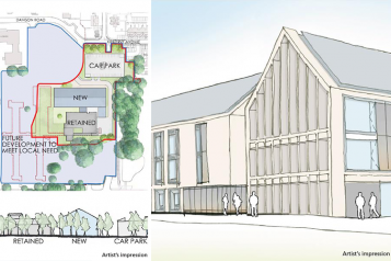 Princess of Wales Hospital redevelopment plans have your say