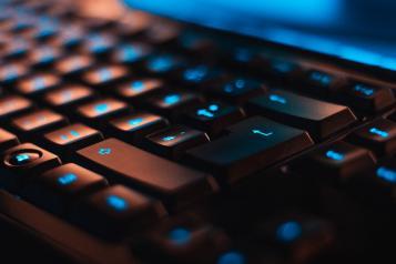 close up ofof keyboard keys