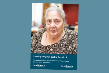 Leaving hopsital during Covid-19 in Cambridgeshire