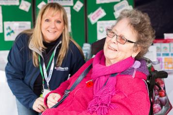 wheelchair service users in cambridgeshire