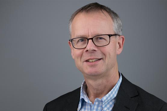 Healthwatch Director Jonathan Wells