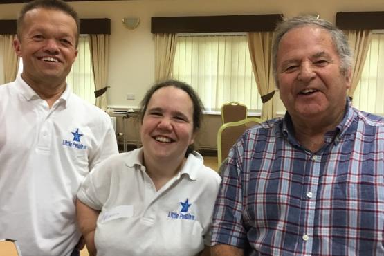 Healthwatch volunteers